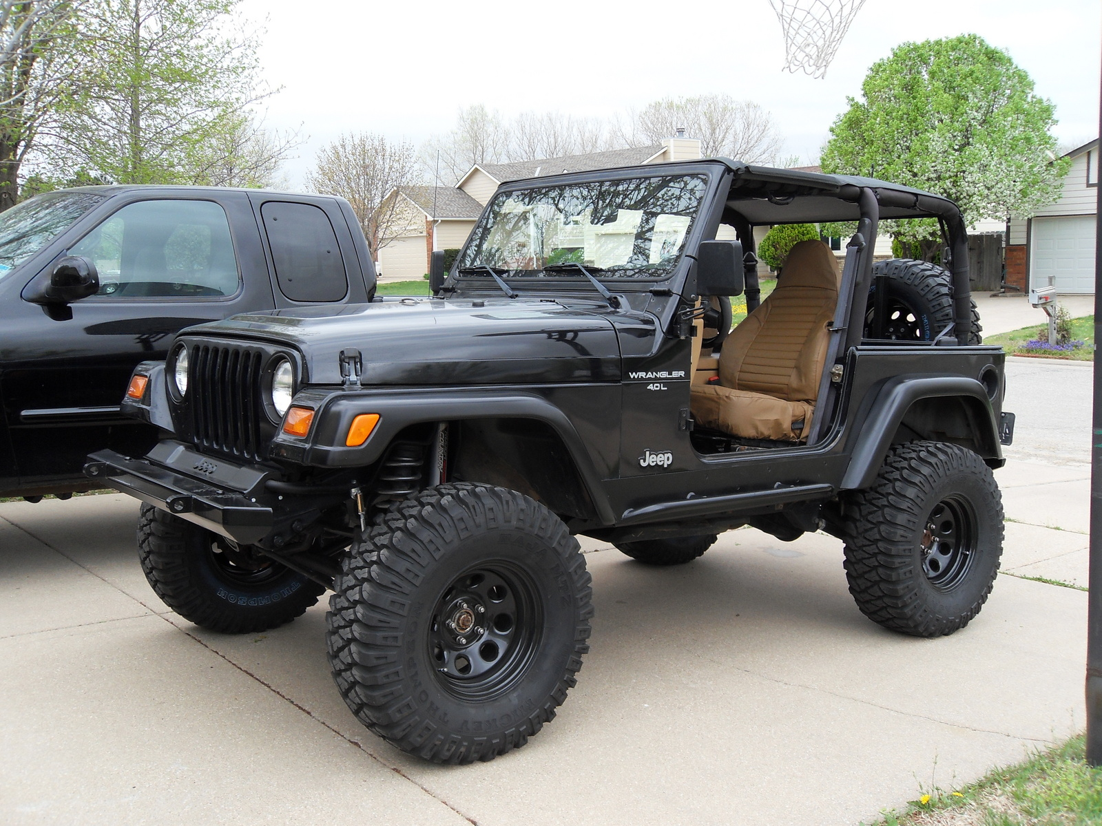 2006 Jeep Commander Lifted 1998 Jeep Wrangler - Pictures - CarGurus