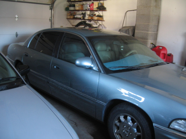 Picture of 2004 Buick Park Avenue Base, exterior