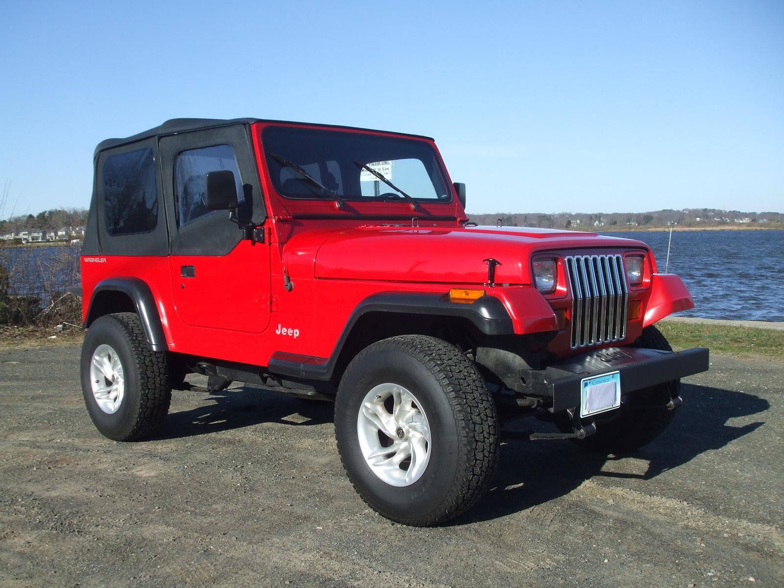 1993 Jeep Wrangler Pictures Cargurus