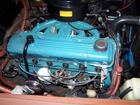 1960 Plymouth Savoy picture, engine