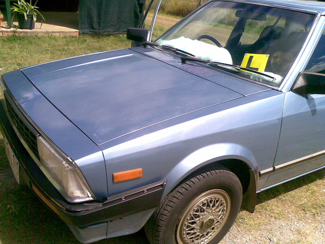 Picture of 1983 Ford Laser