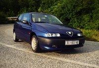 1997 Alfa Romeo 145 Picture Gallery