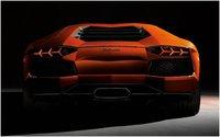 2012 Lamborghini Aventador, Rear, exterior, manufacturer, gallery_worthy