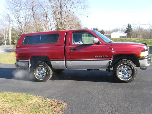 Picture of 1994 Dodge Ram 1500 2 Dr Laramie SLT 4WD Standard Cab SB, exterior