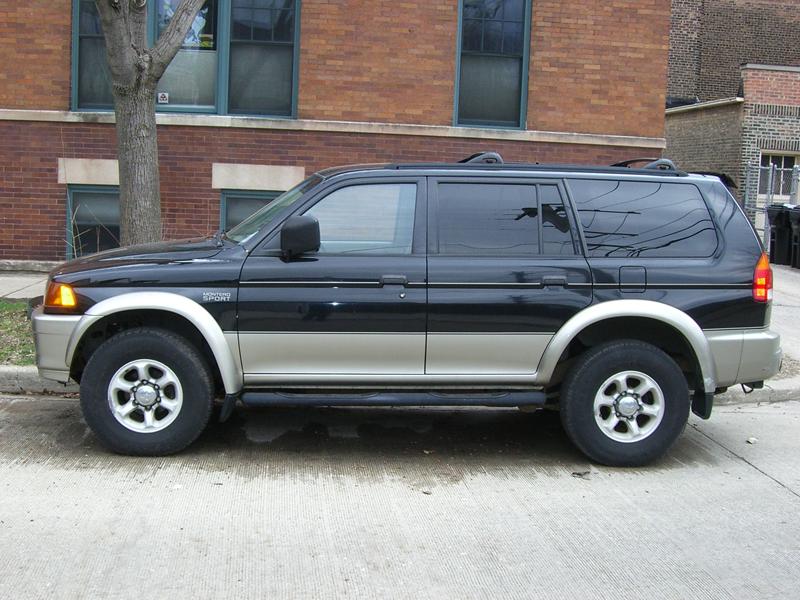 1999 Mitsubishi Montero Sport 4 Dr LS 4WD SUV - Overview - CarGurus