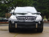 2008 Mercedes-Benz M-Class ML 63 AMG, 2008 Mercedes-Benz M-Class ML63 AMG Sport Utility $49,517, exterior, gallery_worthy