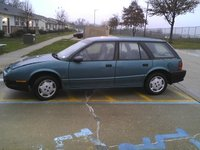 Picture of 1994 Saturn S-Series 4 Dr SW1 Wagon, exterior