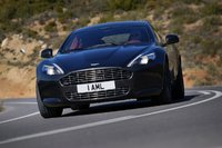 2011 Aston Martin Rapide Overview