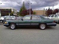 Picture of 1993 Mercury Grand Marquis 4 Dr GS Sedan, exterior