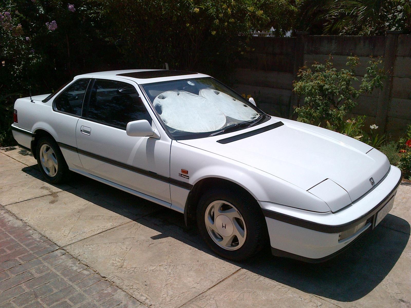 1991 Honda Prelude Pictures Cargurus
