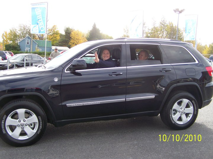 picture of 2011 jeep grand cherokee laredo x 4wd exterior. Black Bedroom Furniture Sets. Home Design Ideas
