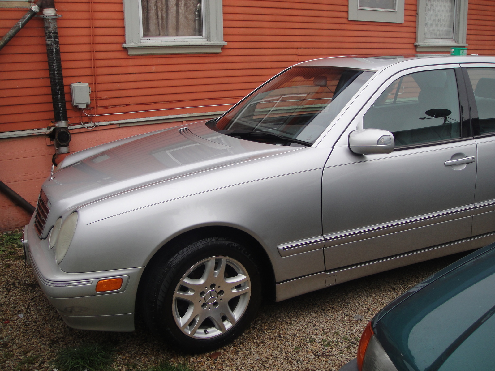 Mercedes benz e class questions my transmission stop for 2001 mercedes benz e320