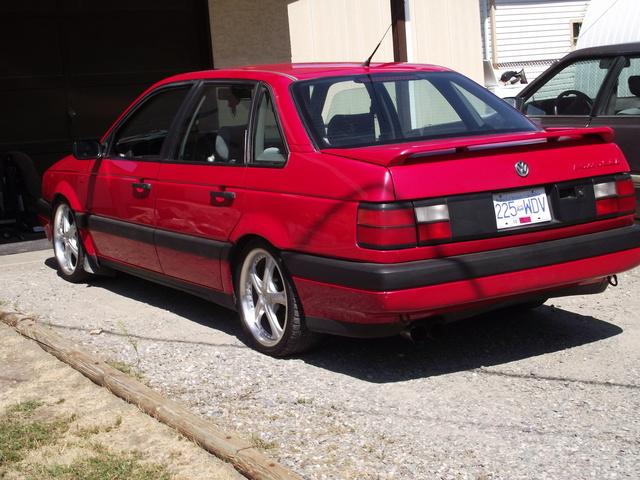 Picture of 1992 Volkswagen Passat 4 Dr GL Sedan