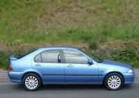 2004 Rover 45, rover 45 impression s 1.4 16v, exterior, gallery_worthy
