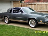 Picture of 1984 Oldsmobile Cutlass Supreme, exterior