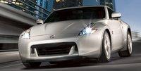 2012 Nissan 370Z, Front View. , exterior, manufacturer