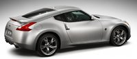 2012 Nissan 370Z, Back quarter view. , exterior, manufacturer