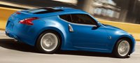 2012 Nissan 370Z, Side VIew. , exterior, manufacturer