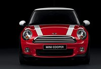 2012 MINI Cooper Coupe, Front View. , exterior, manufacturer