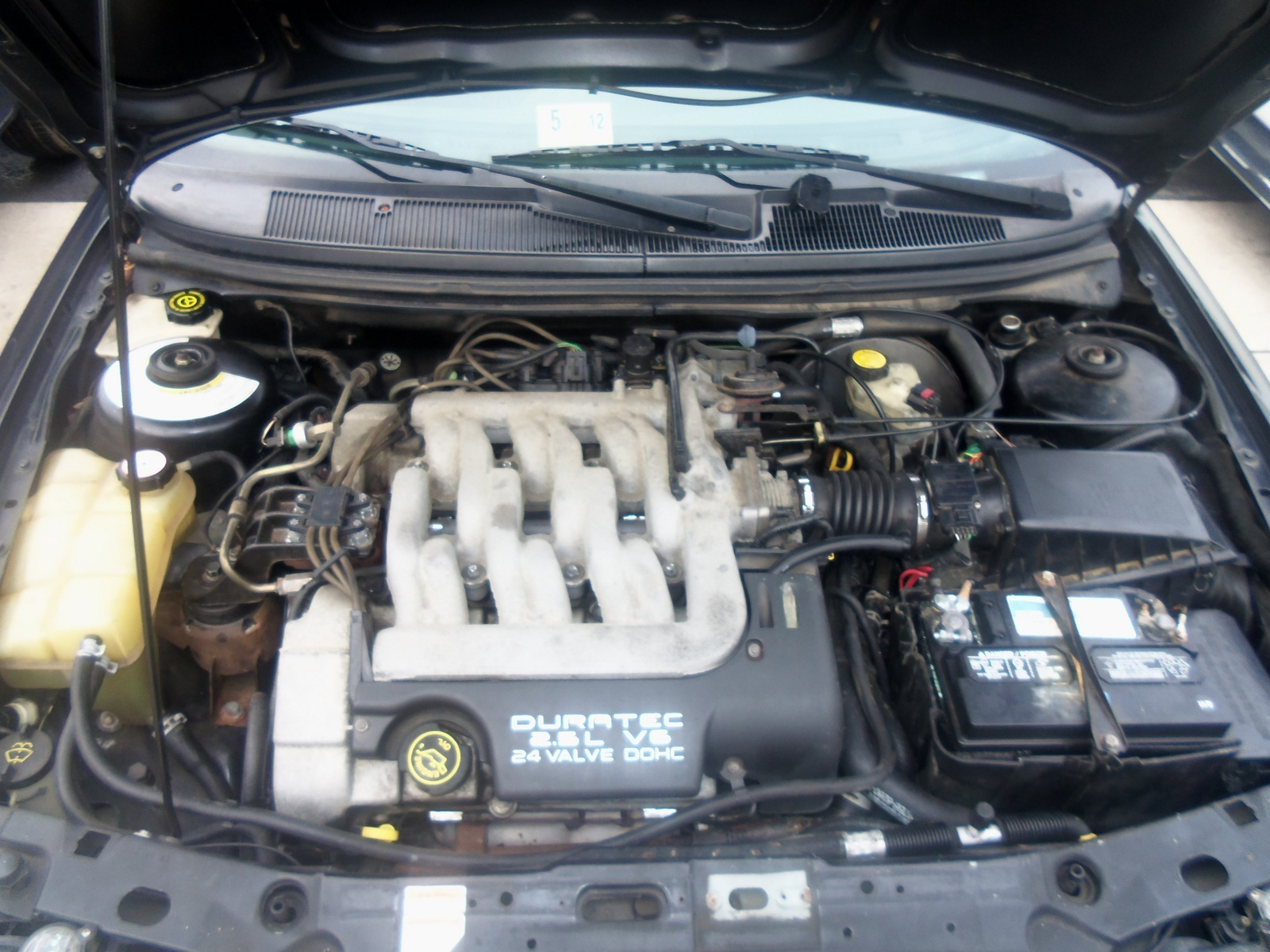 ford contour svt questions - engine compression issue ... 2000 lincoln ls v6 engine diagram #9