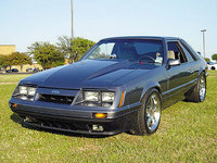 1984 Ford Mustang Overview