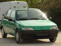 Picture of 1995 Peugeot 106, exterior