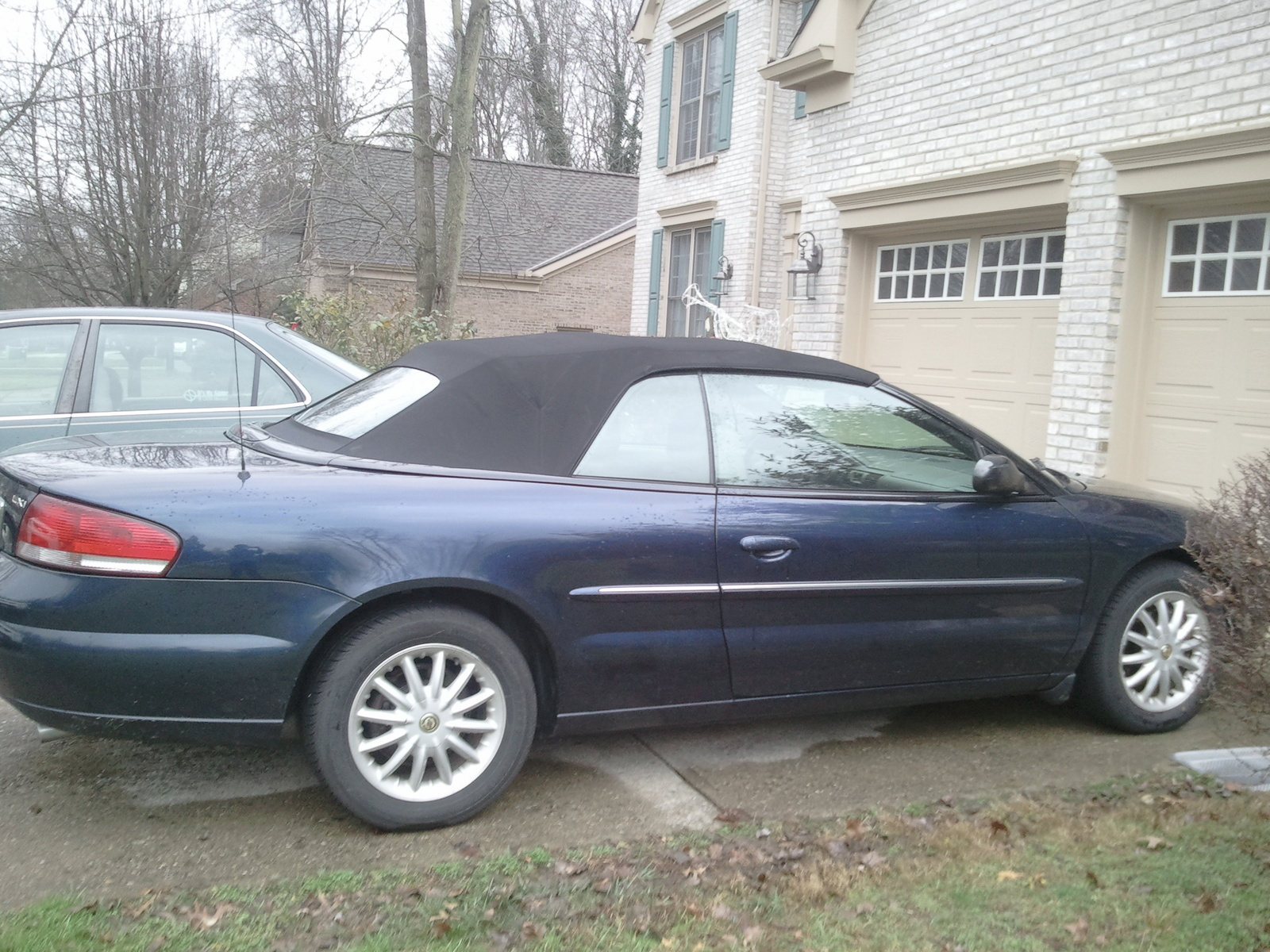 picture of 2002 chrysler sebring lxi convertible exterior. Cars Review. Best American Auto & Cars Review