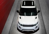 2012 Land Rover Range Rover Evoque, Front View. , exterior, manufacturer