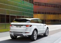 2012 Land Rover Range Rover Evoque, Back quarter view. , exterior, manufacturer