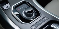 2012 Land Rover Range Rover Evoque, Shift Stick., manufacturer, interior