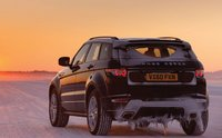 2012 Land Rover Range Rover Evoque, Back quarter view. , manufacturer, exterior