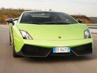 2012 Lamborghini Gallardo, Front View copyright AOL Autos. , exterior, manufacturer