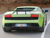 2012 Lamborghini Gallardo, Back View copyright AOL Autos. , exterior, manufacturer