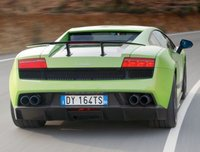 2012 Lamborghini Gallardo, Back View copyright AOL Autos. , manufacturer, exterior