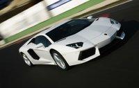 2012 Lamborghini Aventador, Front quarter view. , exterior, manufacturer