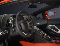 2012 Lamborghini Aventador, Front Seat copyright AOL Autos. , interior, manufacturer