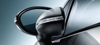 2012 Kia Rio, Side View mirror. , exterior, manufacturer