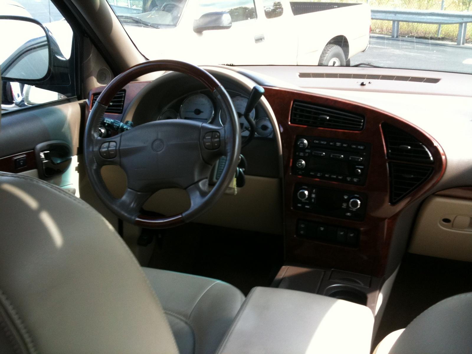 Buick Rendezvous Cxl Awd Pic