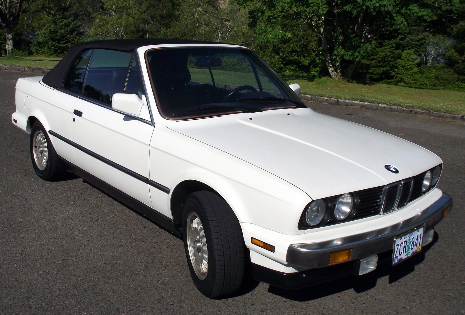 BMW 3 Series Questions  Just bought a 89 325i convertible Seems