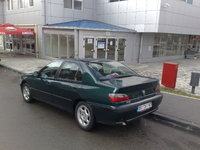 1996 Peugeot 406 Overview