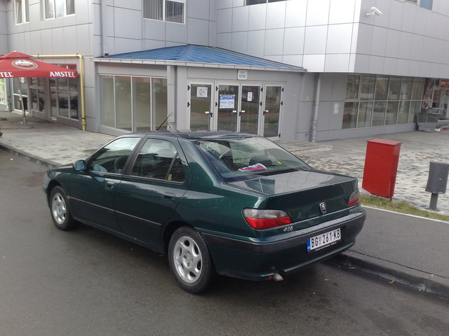 Picture of 1996 Peugeot 406