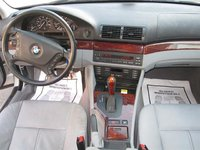Picture of 2002 BMW 5 Series 525i, interior