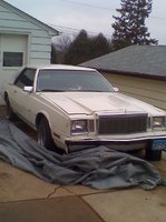 1983 Chrysler Cordoba Picture Gallery