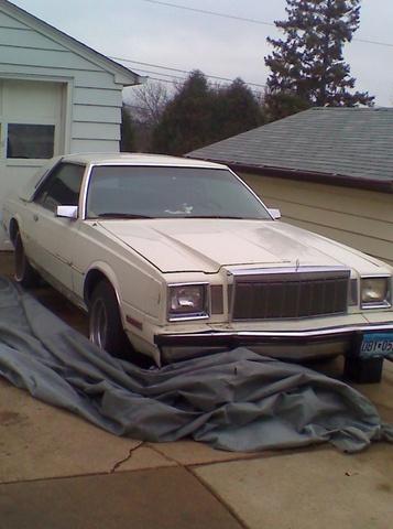 Picture of 1983 Chrysler Cordoba