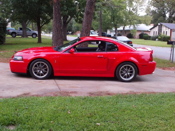 1999 ford mustang gt coupe my old chrome rims exterior. Black Bedroom Furniture Sets. Home Design Ideas