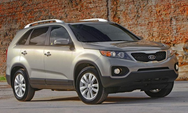 Picture of 2011 Kia Sorento