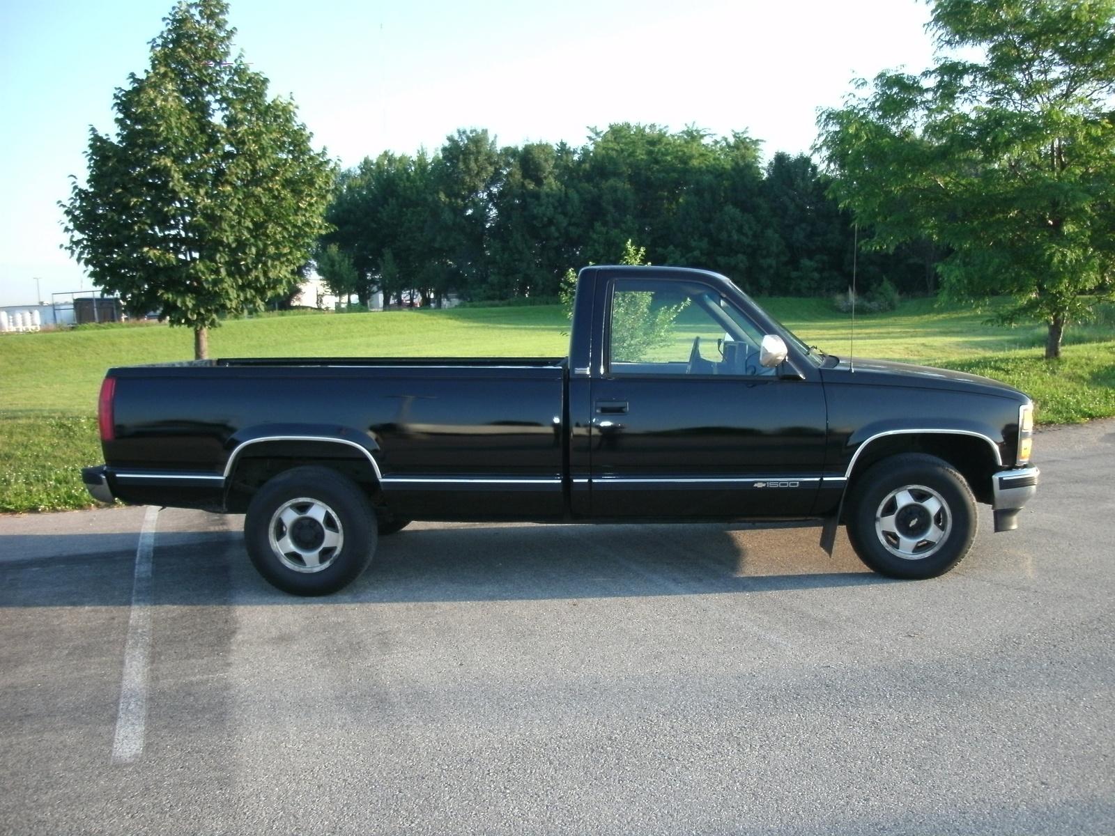 chevy trucks 1990s - photo #40