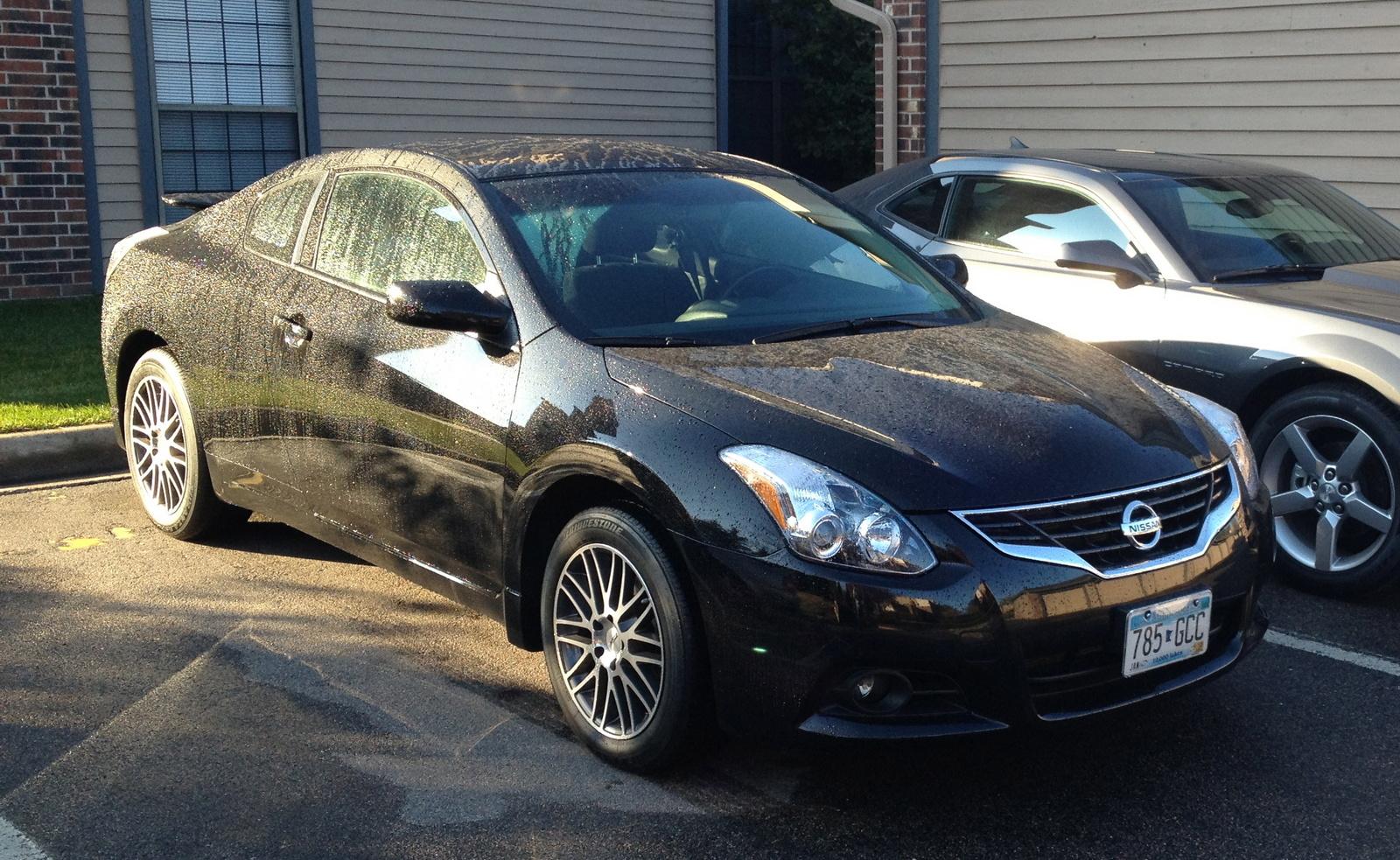 2011 Nissan Altima Coupe Pictures Cargurus