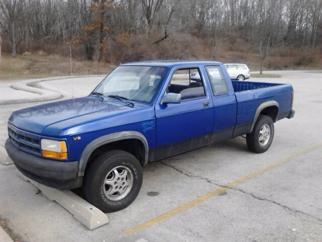 Dodge Dakota Dr Sport Wd Extended Cab Sb Pic X on 1997 Dodge Ram 1500 Sport Reviews