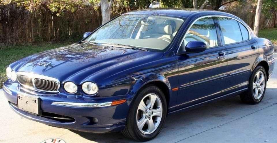 2002 Jaguar X-Type - Exterior Pictures - CarGurus